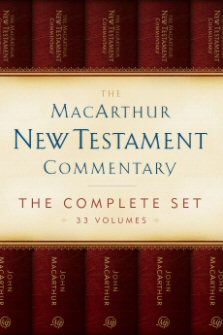 The MacArthur New Testament Commentary Series (33 vols.)