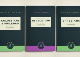 Osborne New Testament Commentaries: Part 1 (6 vols.)