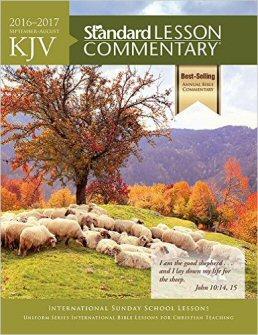 The KJV Standard Lesson Commentary, 2017–2018 | Logos Bible