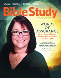 Bible Study Magazine—July–August 2016 Issue