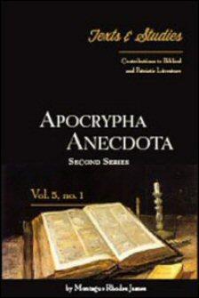 Apocrypha Anecdota