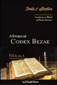 A Study of Codex Bezae