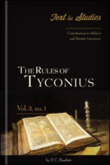 The Rules of Tyconius