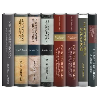 IVP Biblical Theology Collection Upgrade (8 vols.)