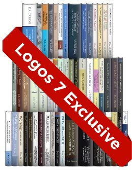 D.A. Carson Logos 7 Exclusive Bundle (49 vols.)