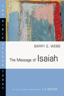 The Message of Isaiah: On Eagles' Wings