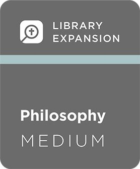 Logos 7 Philosophy Library Expansion, M