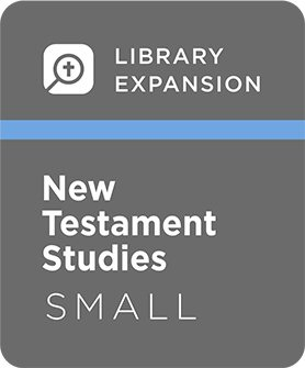 Logos 7 New Testament Studies Library Expansion, S