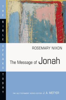 The Message of Jonah: Presence in the Storm