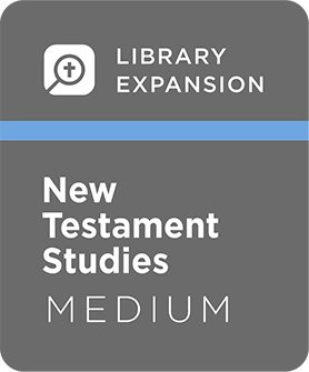 Logos 7 New Testament Studies Library Expansion, M