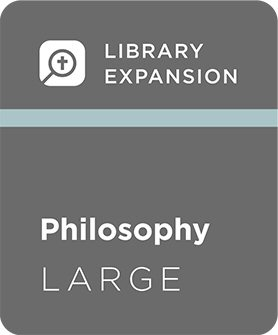 Logos 7 Philosophy Library Expansion, L