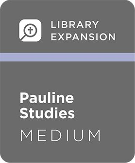 Logos 7 Pauline Studies Library Expansion, M