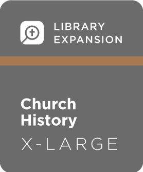 Logos 7 Church History Library Expansion, XL