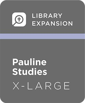 Logos 7 Pauline Studies Library Expansion, XL