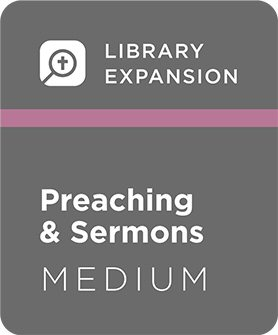 Logos 7 Preaching and Sermons Library Expansion, M
