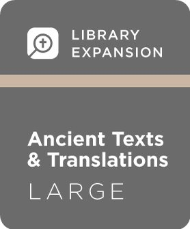 Logos 7 Ancient Texts and Translations Library Expansion, L