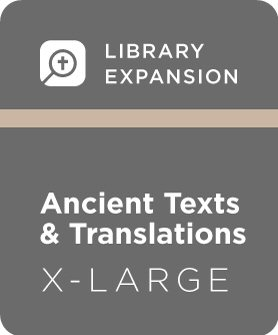 Logos 7 Ancient Texts and Translations Library Expansion, XL