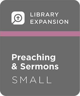 Logos 7 Preaching and Sermons Library Expansion, S