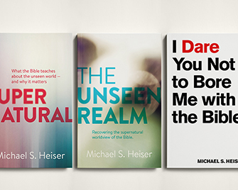 The Unseen Realm Bundle (8 vols ) | Bible Study at its best - Logos