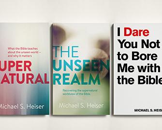 The Unseen Realm Bundle (5 vols.)