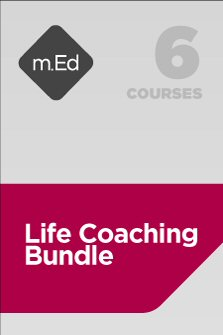 Mobile Ed: Life Coaching Bundle (6 courses)