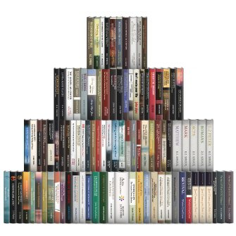 Crossway Top Authors Bundle (94 vols.)