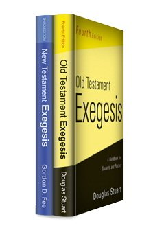 Stuart's and Fee's Exegetical Handbooks (2 vols.)