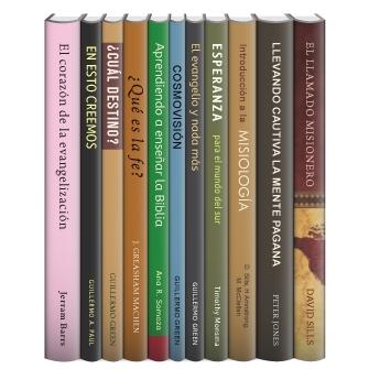 Colección Misionera (11 vols.)