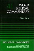 Richard N. Longenecker, Word Biblical Commentary (WBC), Thomas Nelson, 1990, 444 pp.
