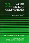 Donald A. Hagner, Word Biblical Commentary (WBC), Thomas Nelson, 1993–1995, 1,066 pp.