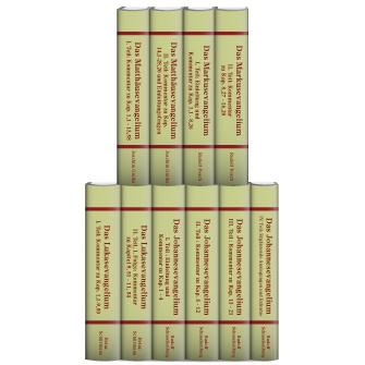Herders Theologischer Kommentar zum Neuen Testament: Die Evangelien (HThKNT) (10 Bde.)