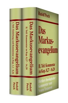 Herders Theologischer Kommentar zum Neuen Testament: Das Markusevangelium (HThKNT) (2 Bde.)