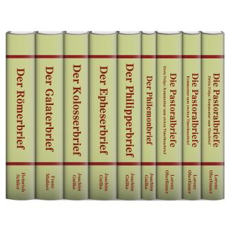 Herders Theologischer Kommentar zum Neuen Testament: Die Paulusbriefe (HThKNT) (9 Bde.)