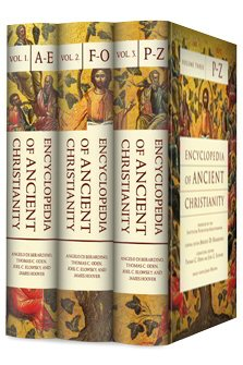 Encyclopedia of Ancient Christianity (3 vols.) (Angelo Di Berardino)