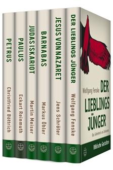 Biblische Gestalten - Jünger und Apostel (6 Bde.)