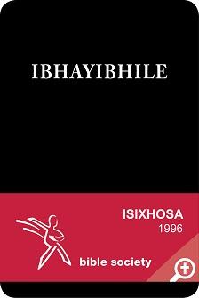 Ibhayibhile isixhosa bible 1996 translation logos bible software ibhayibhile isixhosa bible 1996 translation fandeluxe Gallery
