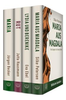 Biblische Gestalten - Frauen der Bibel (4 Bde.)