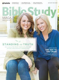 Bible Study Magazine—March–April 2017 Issue