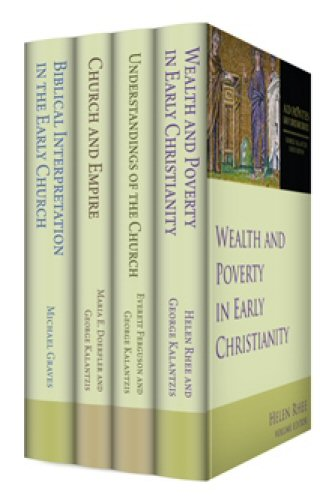 Ad Fontes: Early Christian Sources Collection (4 vols.)
