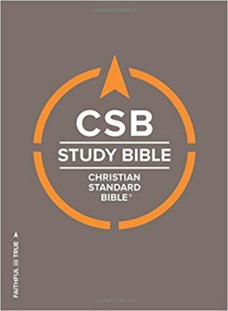 CSB Study Bible Notes