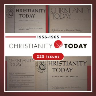 Christianity Today (1956–1965) (225 issues)