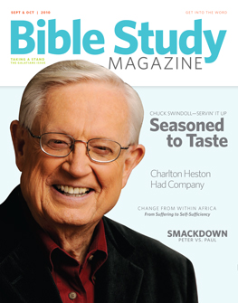 Bible Study Magazine—September–October 2010 Issue