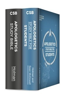 CSB Apologetics Study Bible Collection (2 vols.)