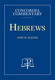 Concordia Commentary: Hebrews - Logos Bible Software