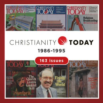 Christianity Today (1986–1995) (163 issues)