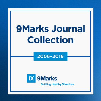 9Marks Journal Collection, 2006-2016