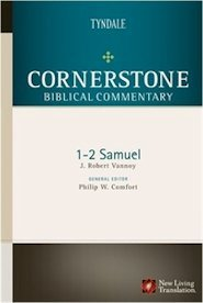 Cornerstone Biblical Commentary: 1 & 2 Samuel