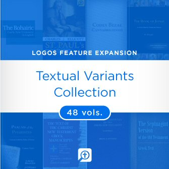 Textual Variants Collection (48 vols.)