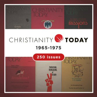 Christianity Today (1965–1975) (250 issues)