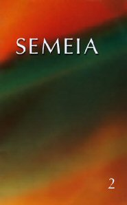 Semeia 2: The Good Samaritan